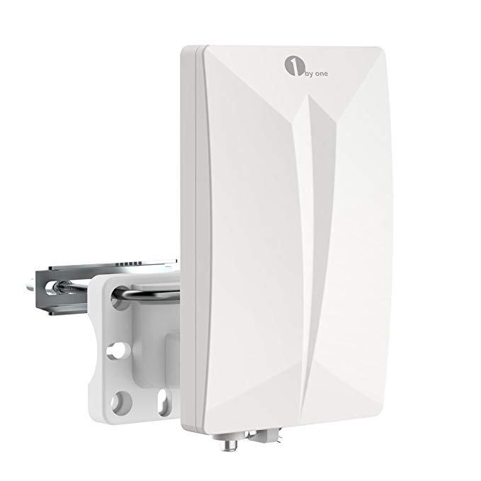 1 by one DVB-T/DVB-T2 Antenne