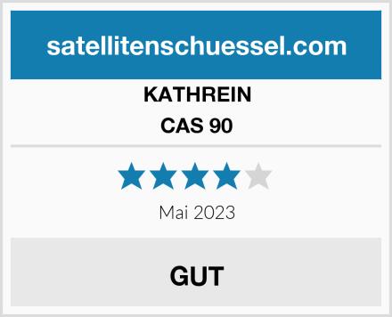 KATHREIN CAS 90 Test