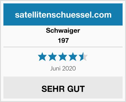Schwaiger 197 Test