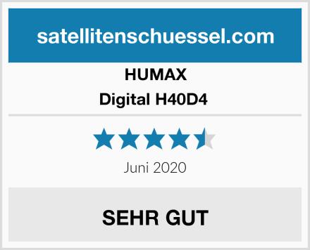 HUMAX Digital H40D4  Test