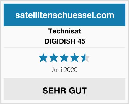 Technisat DIGIDISH 45 Test