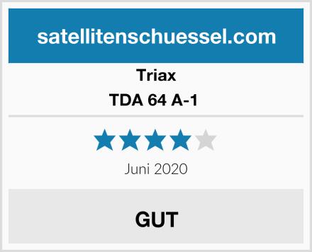 Triax TDA 64 A-1  Test