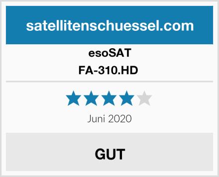 esoSAT FA-310.HD  Test