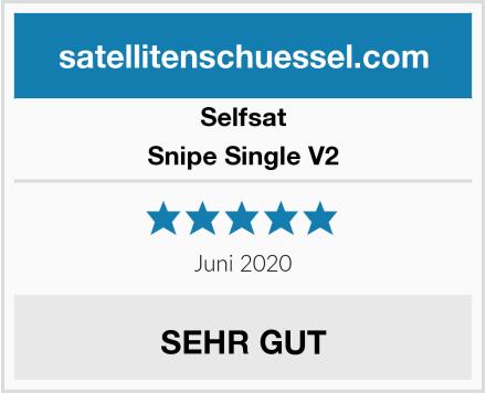 Selfsat Snipe Single V2 Test