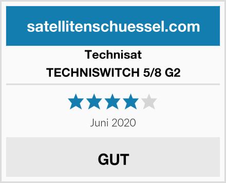 Technisat TECHNISWITCH 5/8 G2 Test