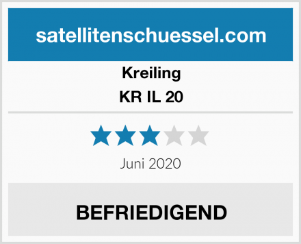Kreiling KR IL 20 Test