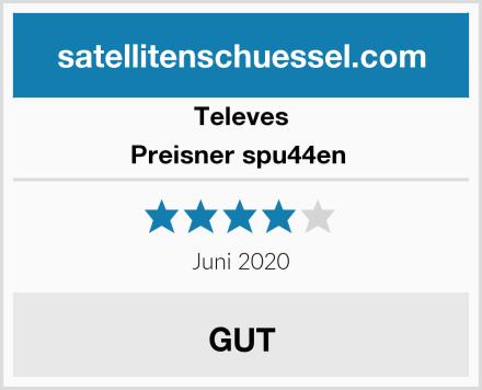 Televes Preisner spu44en  Test