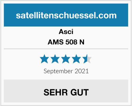 Asci AMS 508 N Test
