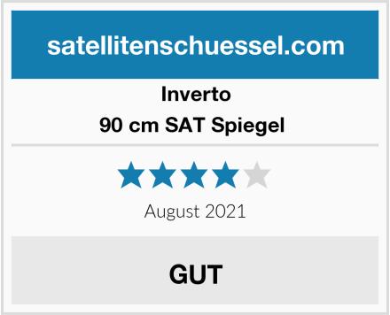 Inverto 90 cm SAT Spiegel  Test