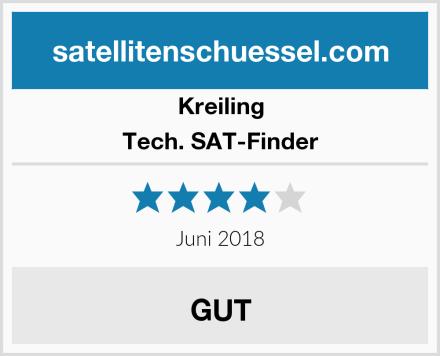 Kreiling Tech. SAT-Finder Test