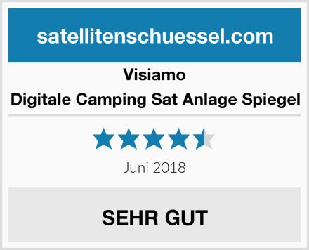 visiamo Digitale Camping Sat Anlage Spiegel Test