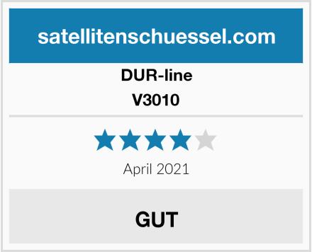 DUR-line V3010 Test