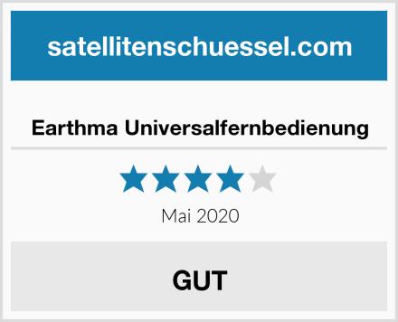Earthma Universalfernbedienung Test