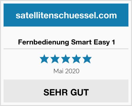 Fernbedienung Smart Easy 1 Test