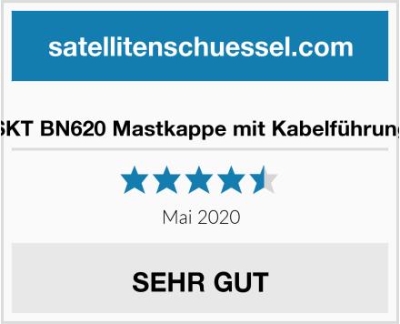 No Name SKT BN620 Mastkappe mit Kabelführung Test