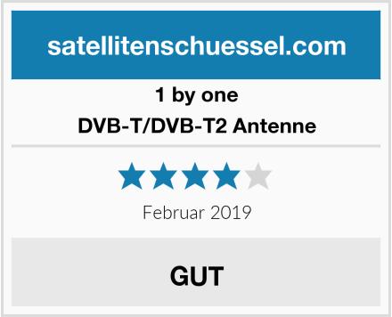 1 by one DVB-T/DVB-T2 Antenne Test