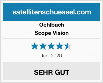 Oehlbach Scope Vision Test