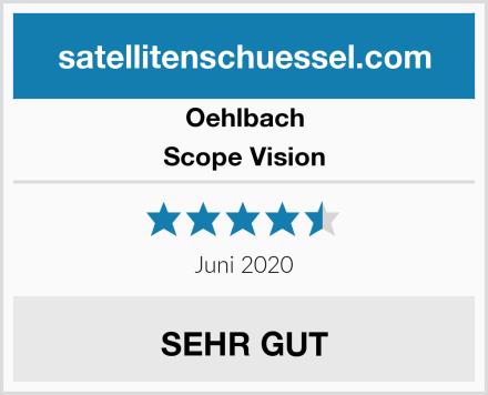 Oehlbach Scope Vision Test