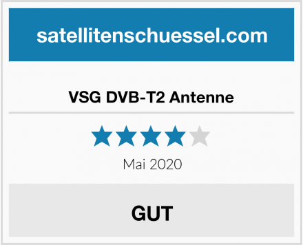 No Name VSG DVB-T2 Antenne Test