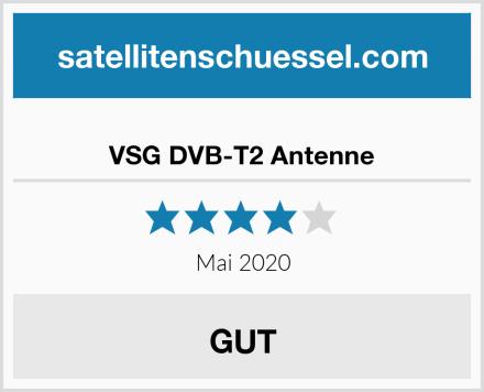 VSG DVB-T2 Antenne Test