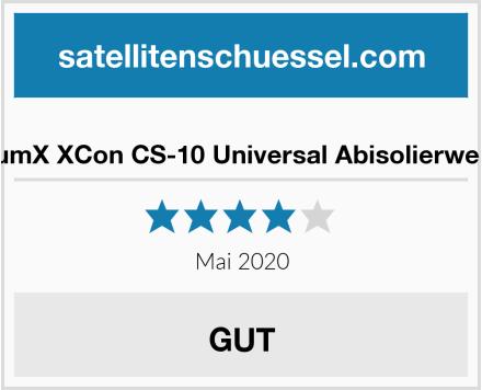 No Name PremiumX XCon CS-10 Universal Abisolierwerkzeug Test