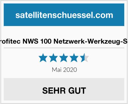 profitec NWS 100 Netzwerk-Werkzeug-Set Test