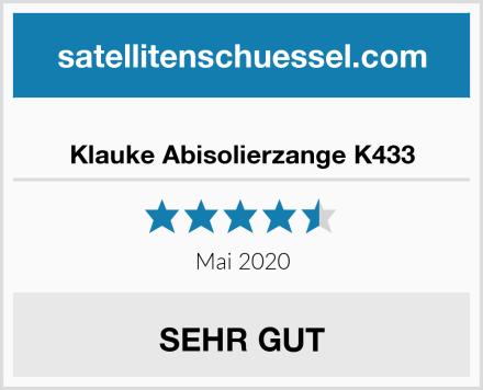 Klauke Abisolierzange K433 Test