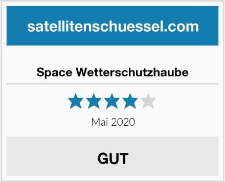 No Name Space Wetterschutzhaube Test