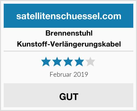 Brennenstuhl Kunstoff-Verlängerungskabel Test