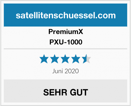 PremiumX PXU-1000 Test