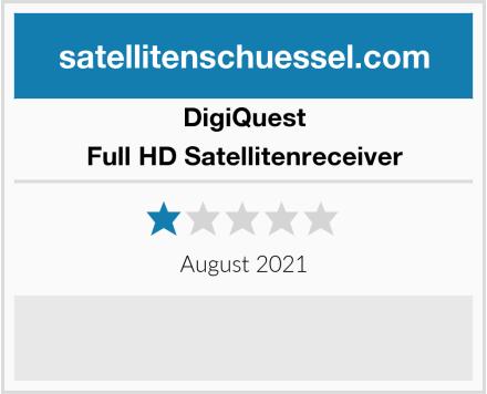 DigiQuest Full HD Satellitenreceiver Test