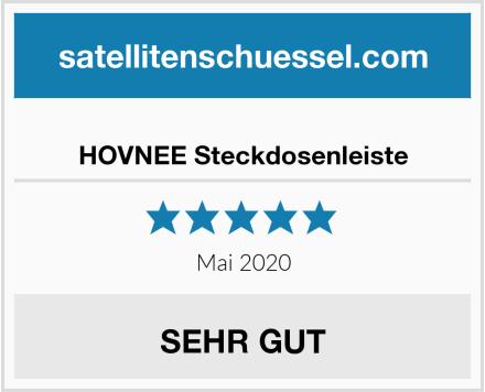 No Name HOVNEE Steckdosenleiste Test