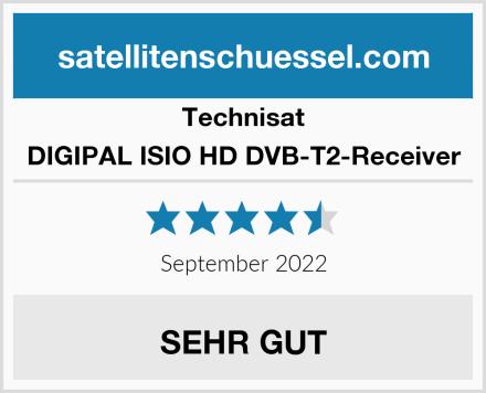 Technisat DIGIPAL ISIO HD DVB-T2-Receiver Test