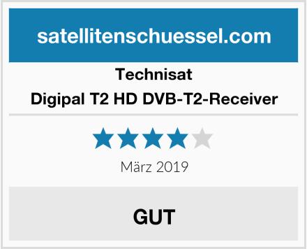 Technisat Digipal T2 HD DVB-T2-Receiver Test