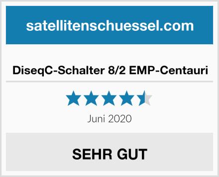 DiseqC-Schalter 8/2 EMP-Centauri Test