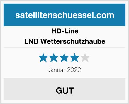HD-Line LNB Wetterschutzhaube Test