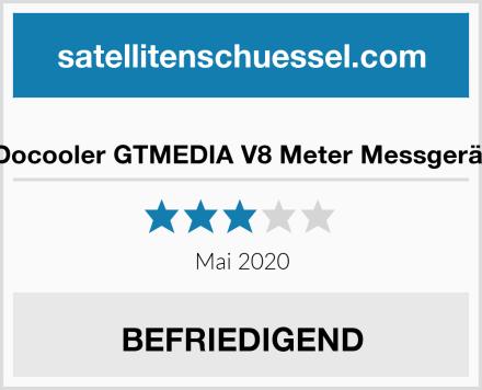 Docooler GTMEDIA V8 Meter Messgerät Test