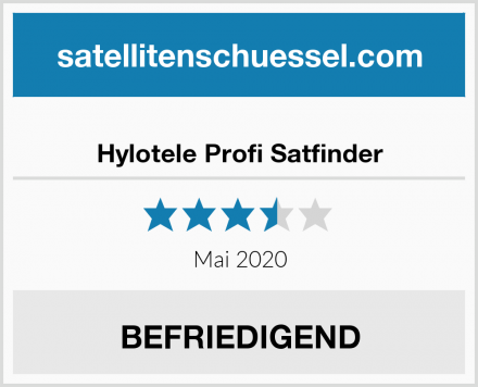 Hylotele Profi Satfinder Test
