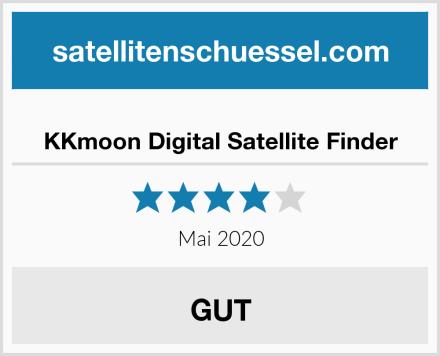 KKmoon Digital Satellite Finder Test