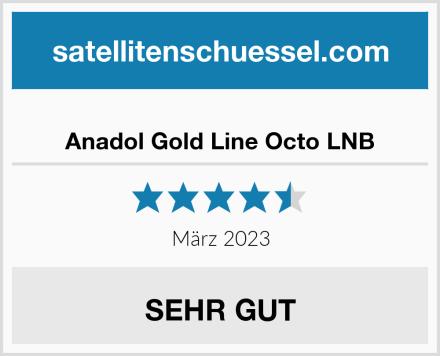 Anadol Gold Line Octo LNB Test