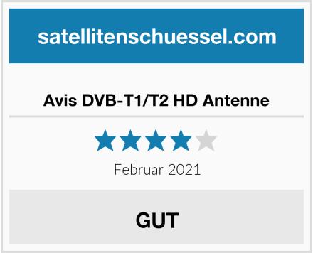 Avis DVB-T1/T2 HD Antenne Test