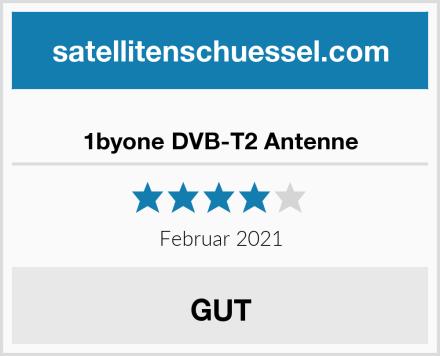 1byone DVB-T2 Antenne Test