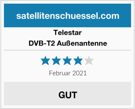 Telestar DVB-T2 Außenantenne Test