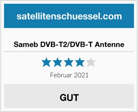 Sameb DVB-T2/DVB-T Antenne Test