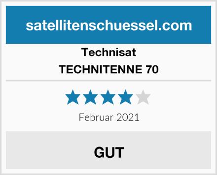 Technisat TECHNITENNE 70 Test