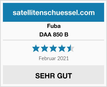 Fuba DAA 850 B Test