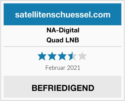 NA-Digital Quad LNB Test