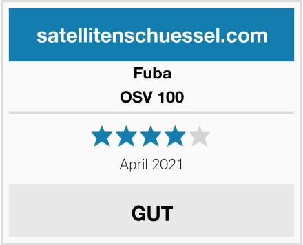 Fuba OSV 100 Test