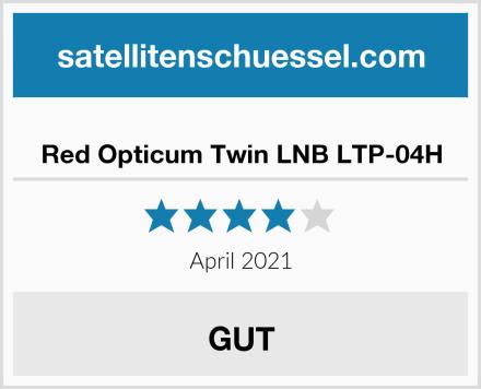 Red Opticum Twin LNB LTP-04H Test