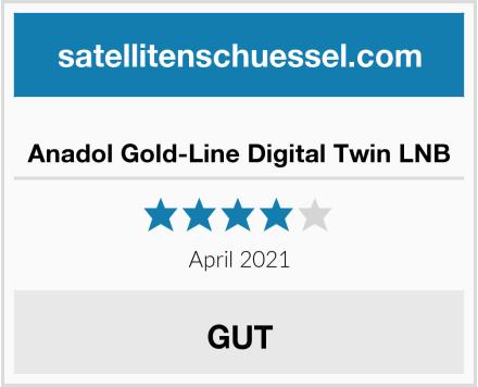 Anadol Gold-Line Digital Twin LNB Test